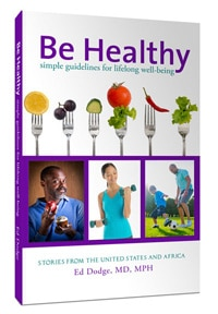 Be Healthy book cover